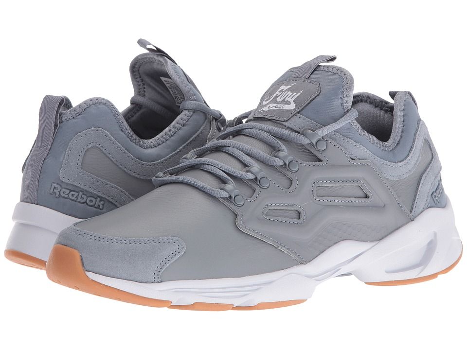 Reebok - Fury Adapt W (Asteroid Dust/White/Cloud Grey) Men's Shoes