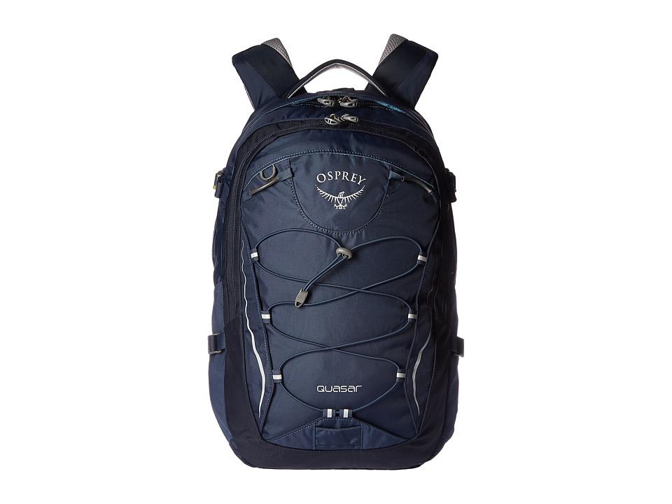Osprey Quasar (Navy Blue) Backpack Bags