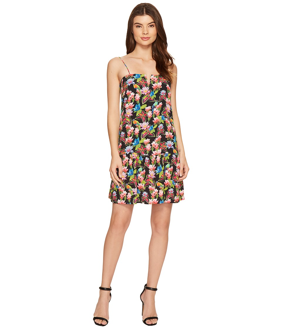 Nicole Miller - Whimsical Jungle Swing Dress (Multi) Women's Dress