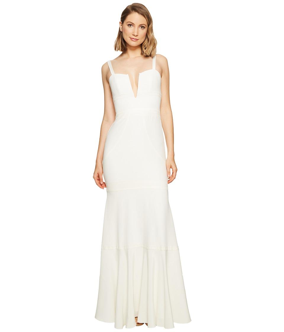 Nicole Miller - Elalia Bridal Gown (Ivory) Women's Dress