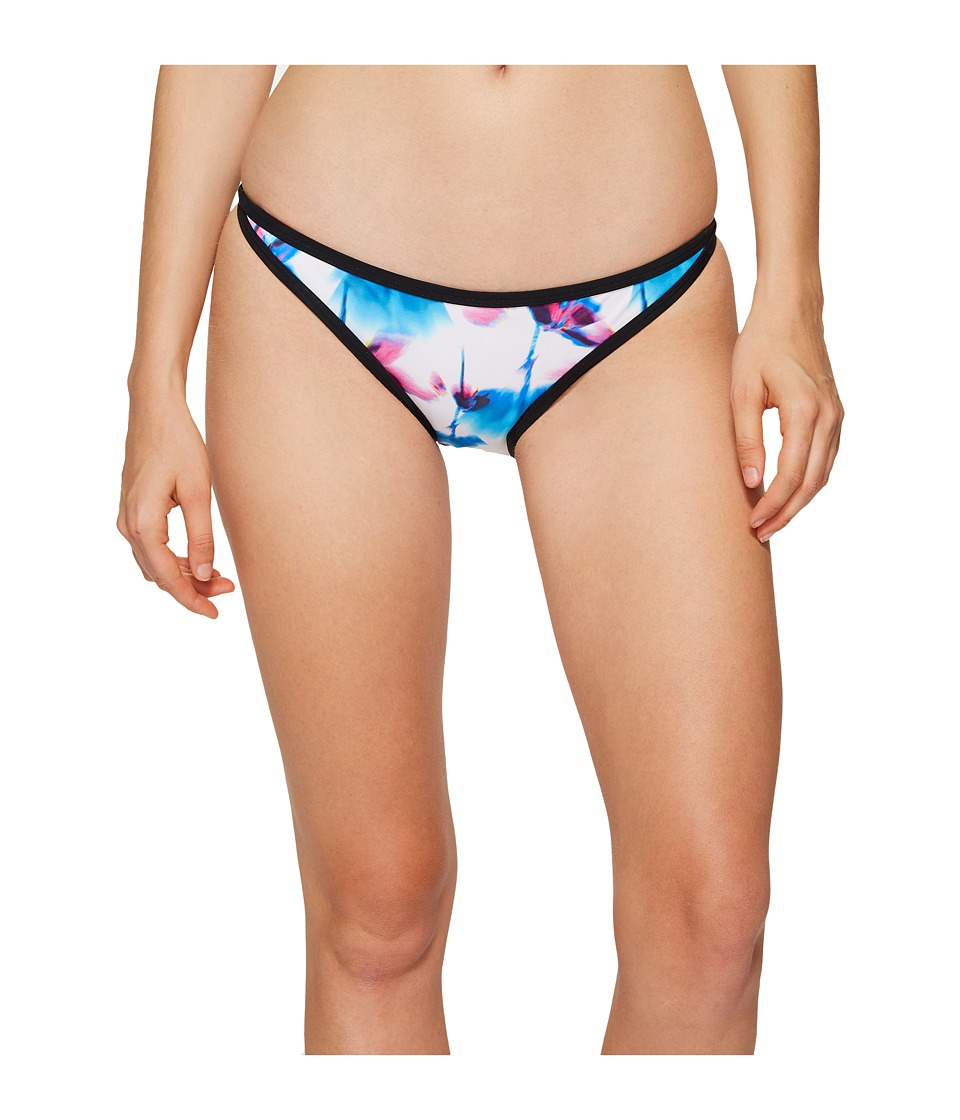 Nicole Miller - La Plage by Nicole Miller London Cheeky Bottom (Mumbai Flowers) Women's Swimwear