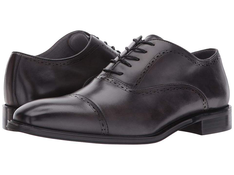 Kenneth Cole New York Design 10221 (Anthracite) Men