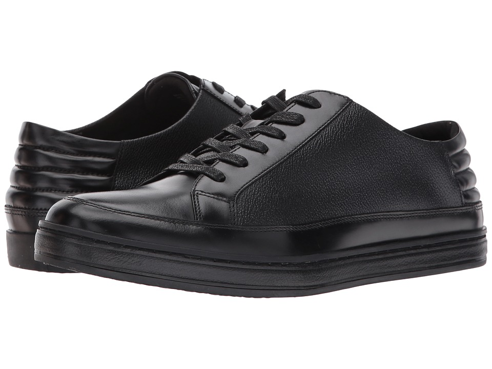 Kenneth Cole New York - Brand Stand (Black) Men's Shoes