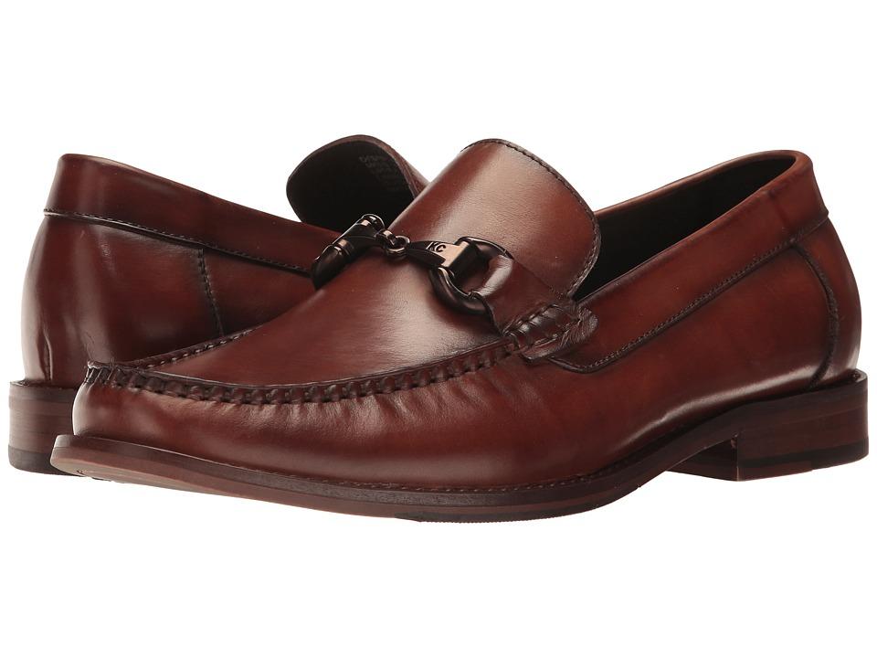 Kenneth Cole New York - Design 10063 (Cognac) Men's Shoes