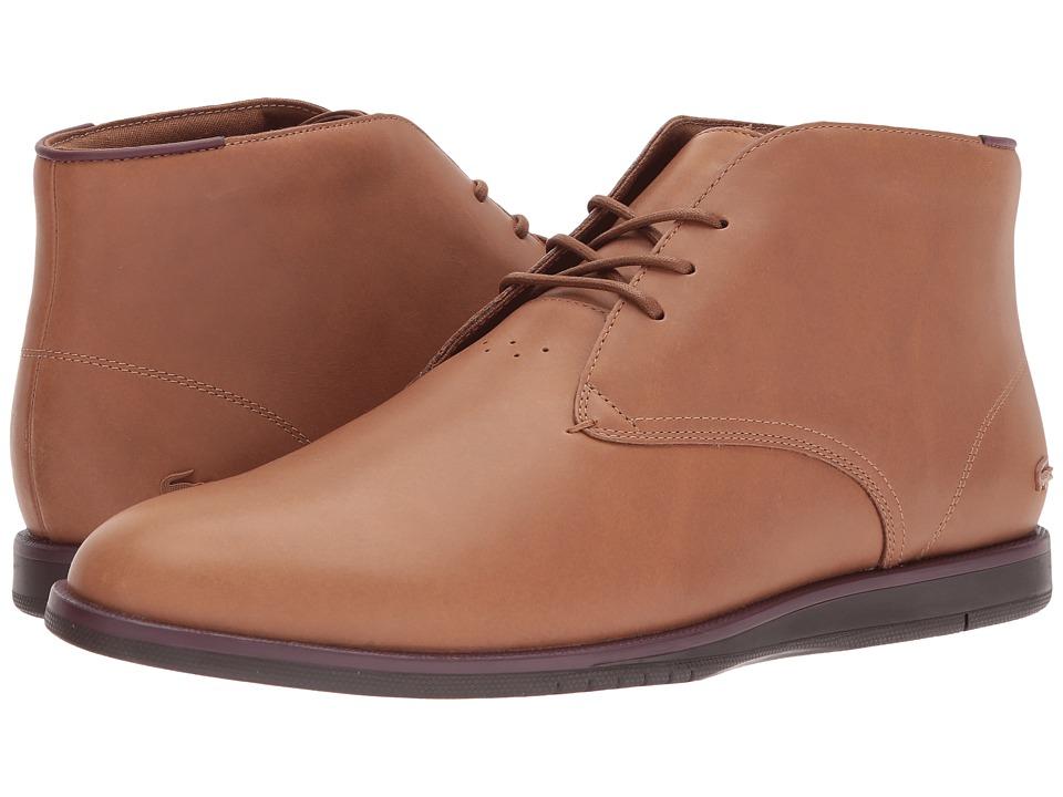 Lacoste Laccord Chukka 317 1 (Brown) Men