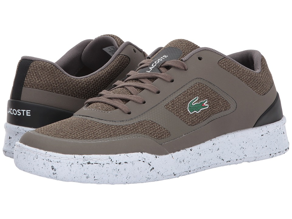 Lacoste Explorateur Sport 317 4 (Dark Khaki/Black) Men