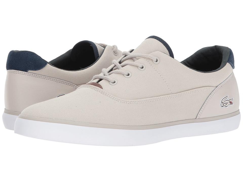 Lacoste - Jouer 317 1 (Light Grey) Men's Shoes