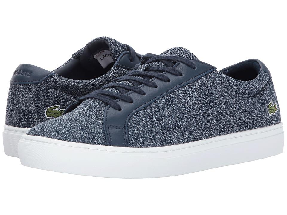 Lacoste - L.12.12 317 3 (Navy) Men's Shoes