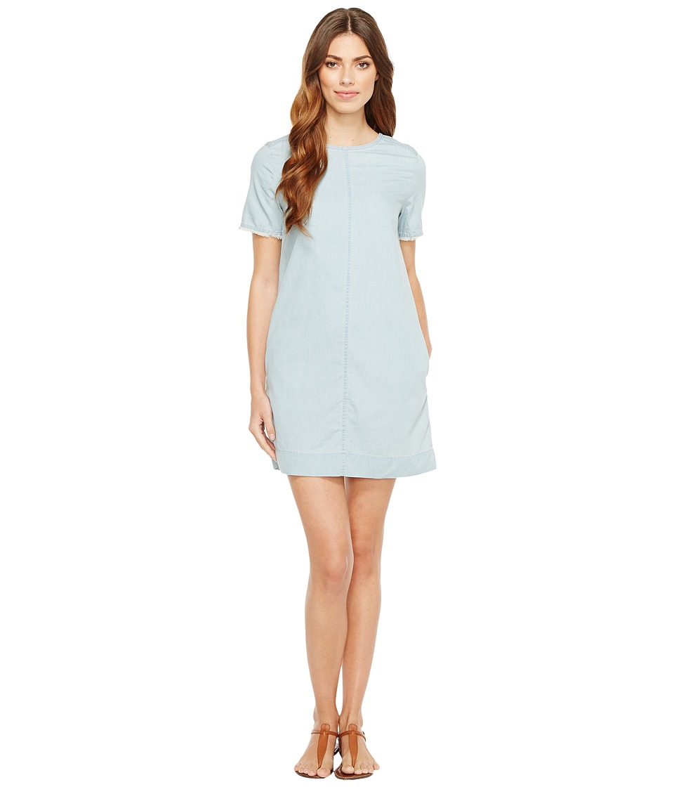 Calvin Klein Jeans - T-Shirt Dress (Ryan Light) Women's Dress