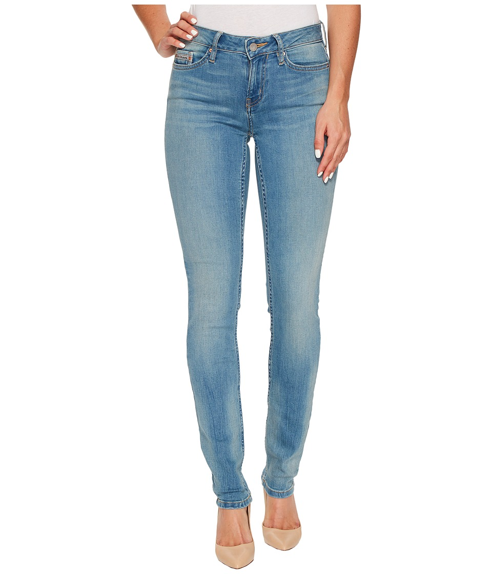 Calvin Klein Jeans - Ultimate Skinny Jeans in Bottle Blue Wash (Bottle Blue) Women's Jeans