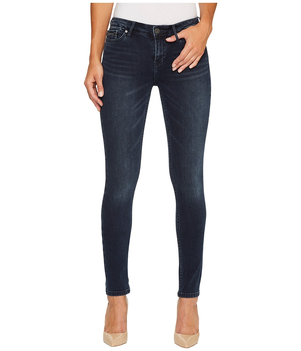 Calvin Klein Jeans - Ultimate Skinny Jeans in Outerspace Wash (Outerspace) Women's Jeans