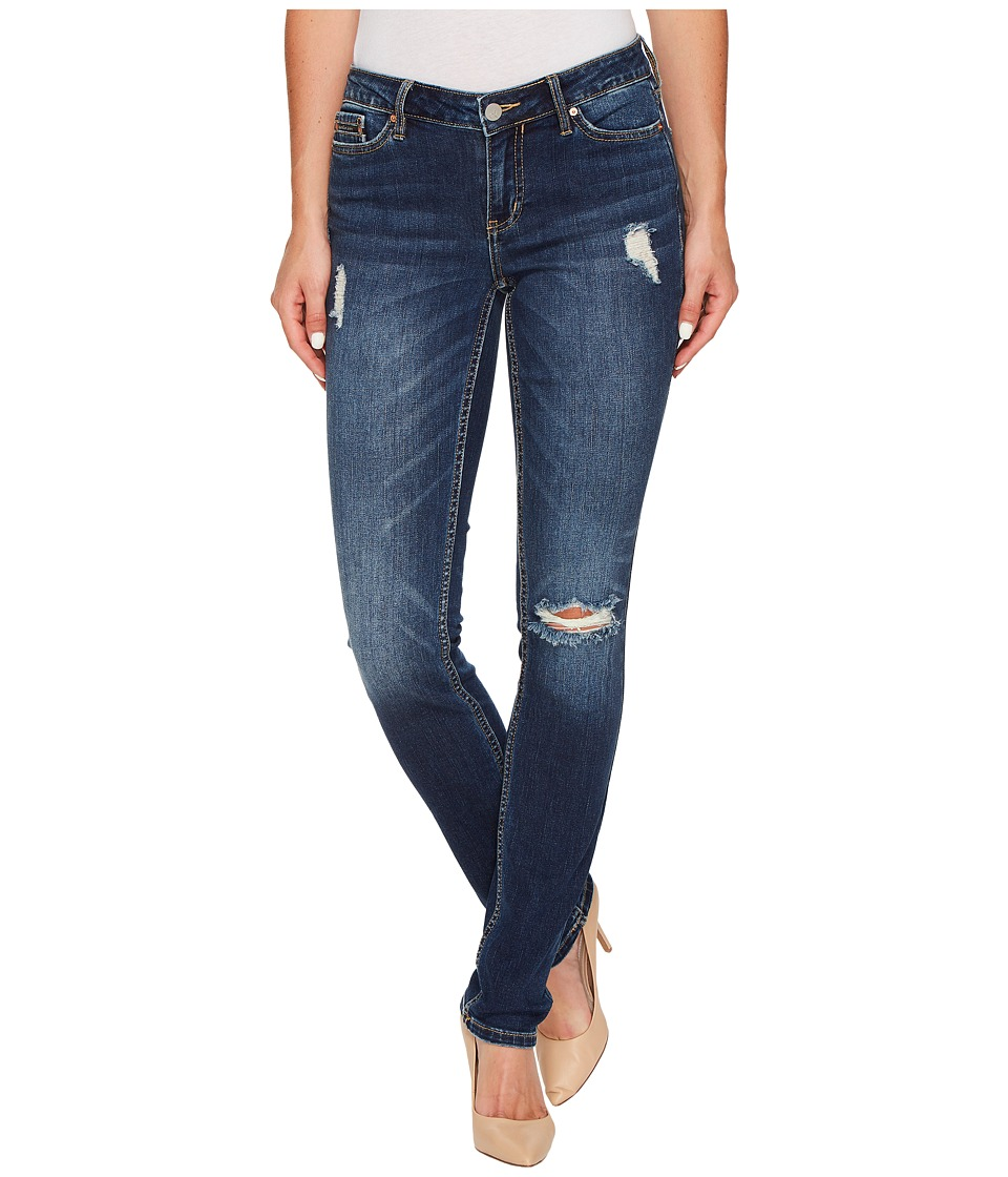 Calvin Klein Jeans - Ultimate Skinny Jeans in Shield Blue Wash (Shield Blue) Women's Jeans