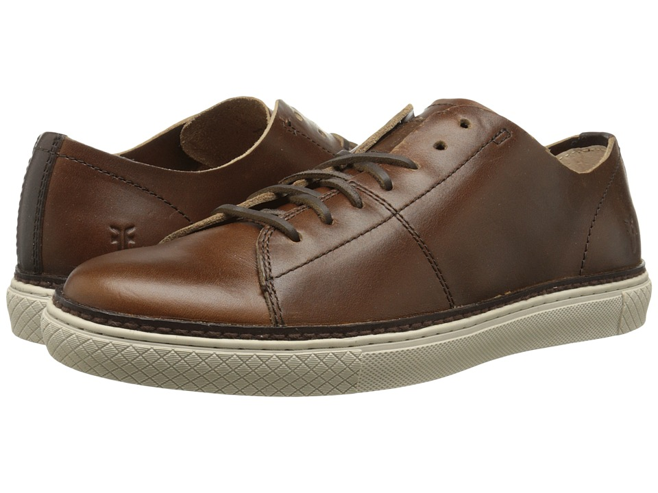 Frye - Gates Low Lace (Whiskey) Men's Shoes