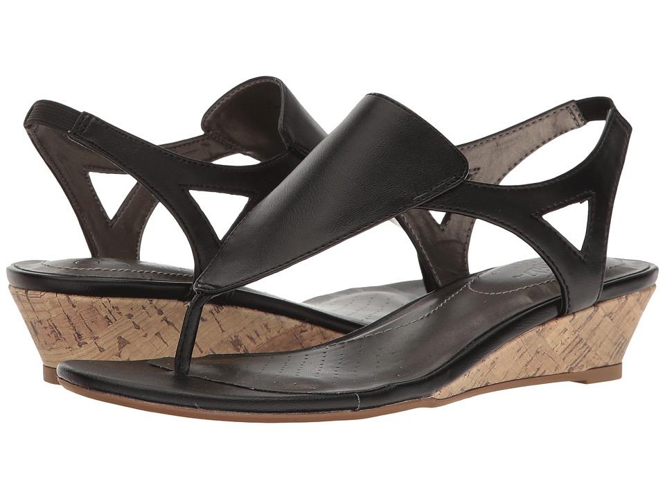 LifeStride - Yakira (Black) Women's Shoes