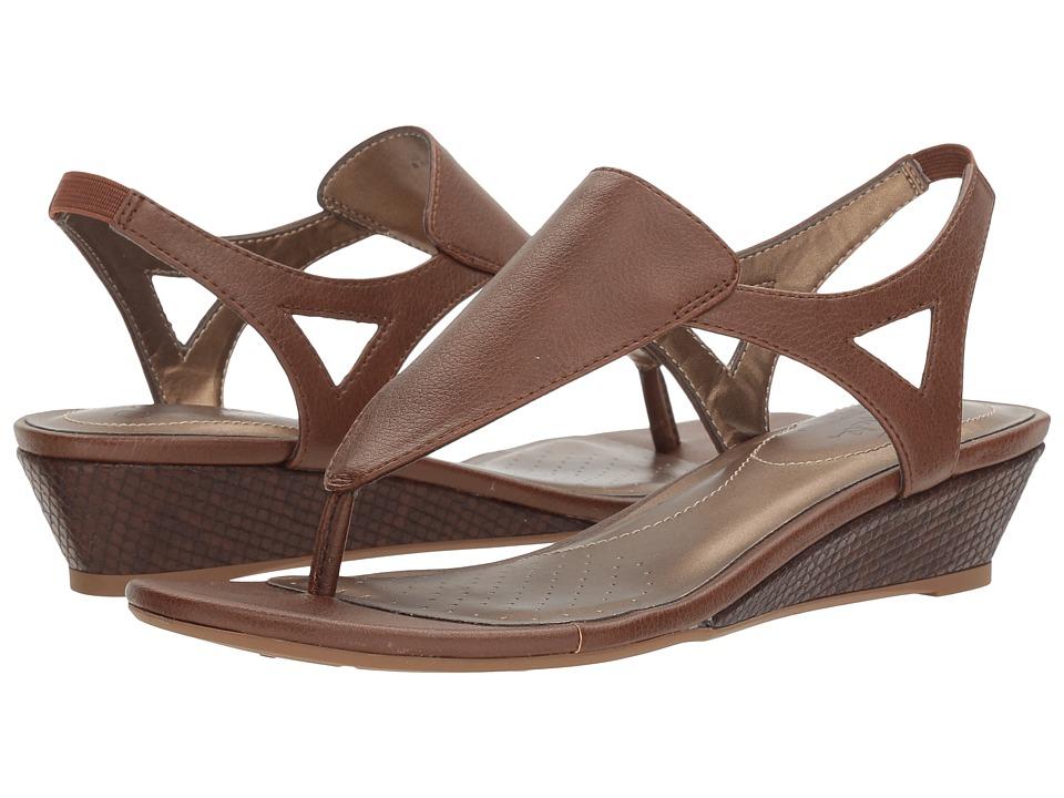 LifeStride - Yakira (Cognac) Women's Shoes