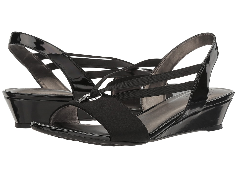 LifeStride - Yario (Black) Women's Shoes
