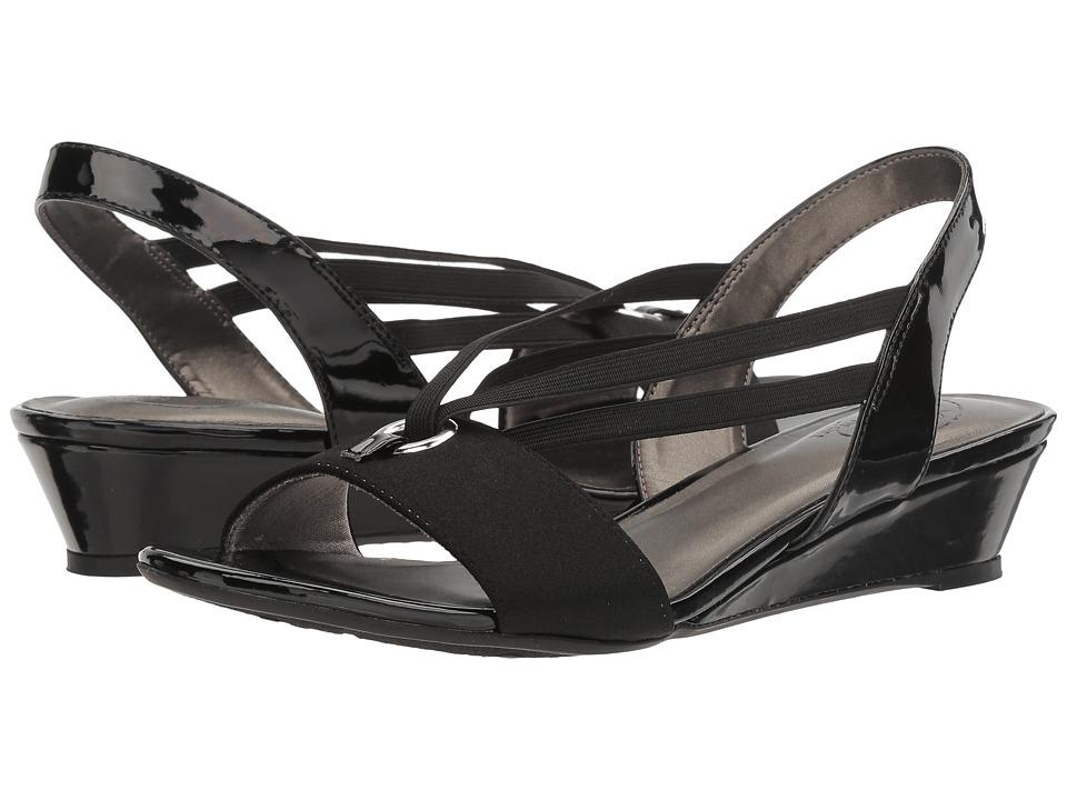 LifeStride - Yario (Black) Women's Shoes