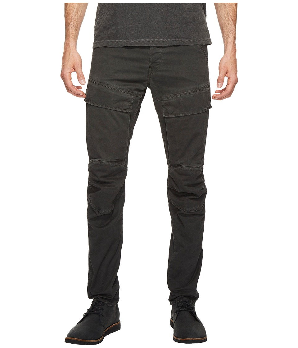 G-Star - Air Defence 5620 3D Slim in GS Grey/Raven (GS Grey/Raven) Men's Jeans