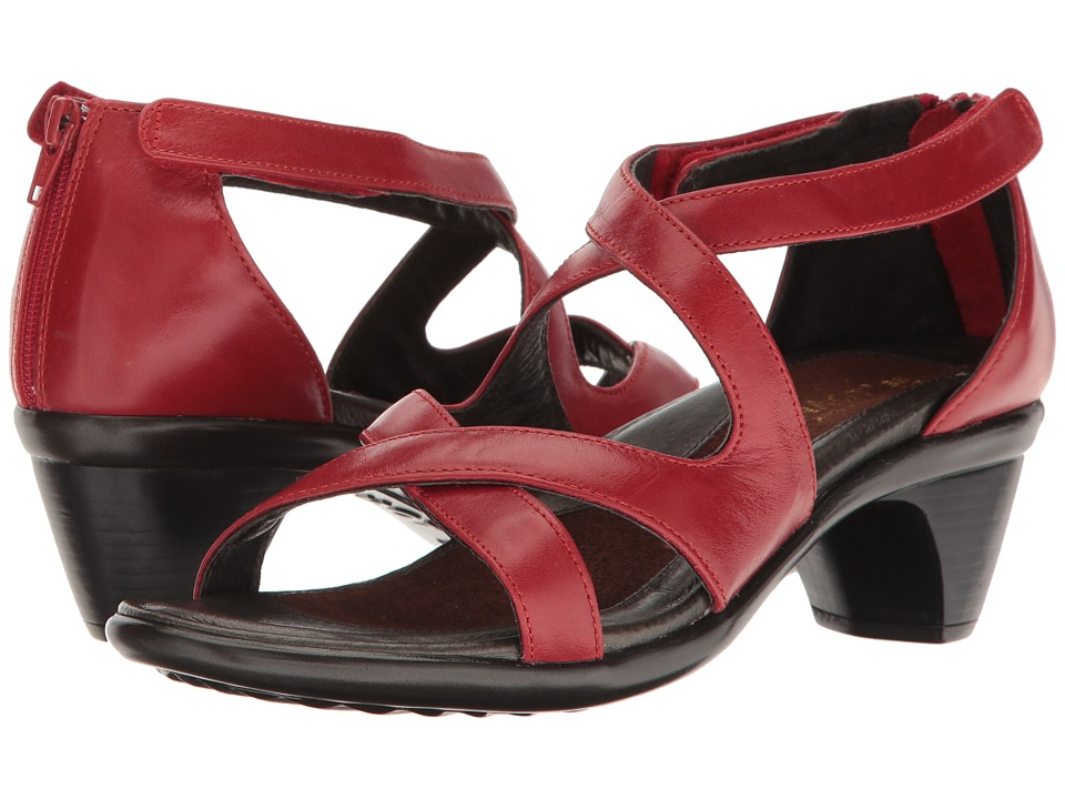Naot Footwear - Myth (Poppy Leather) Women's Sandals