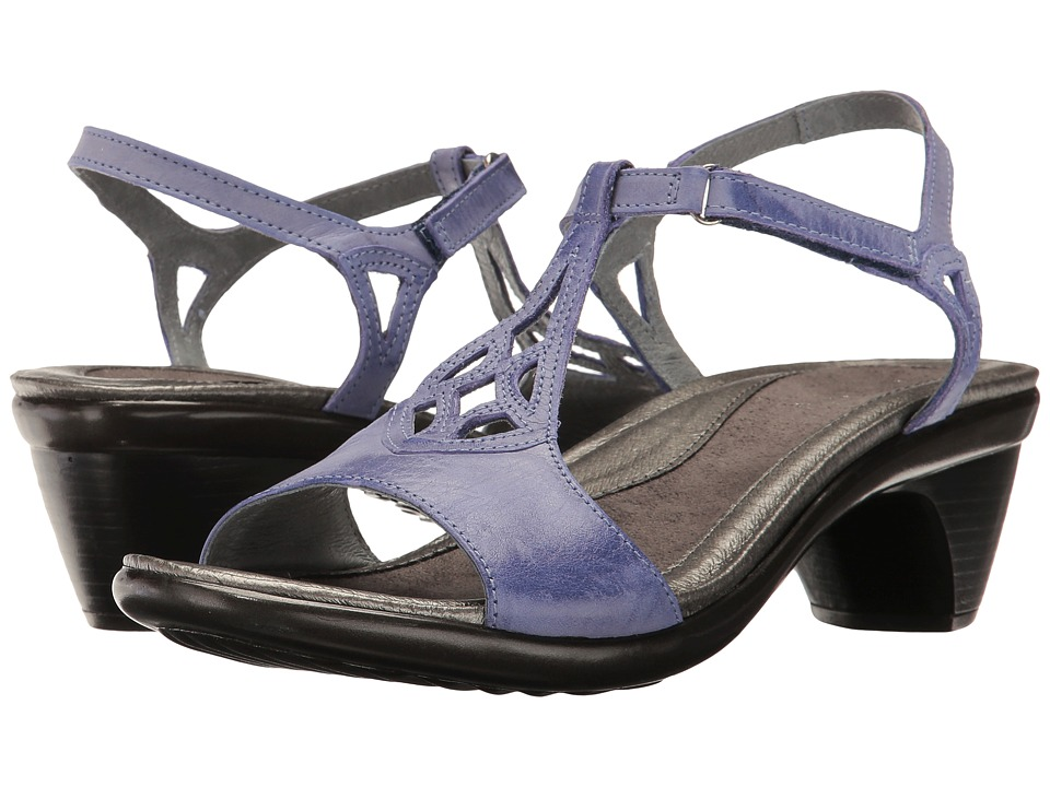 Naot Footwear - Revere (Sky Leather) Women's Shoes
