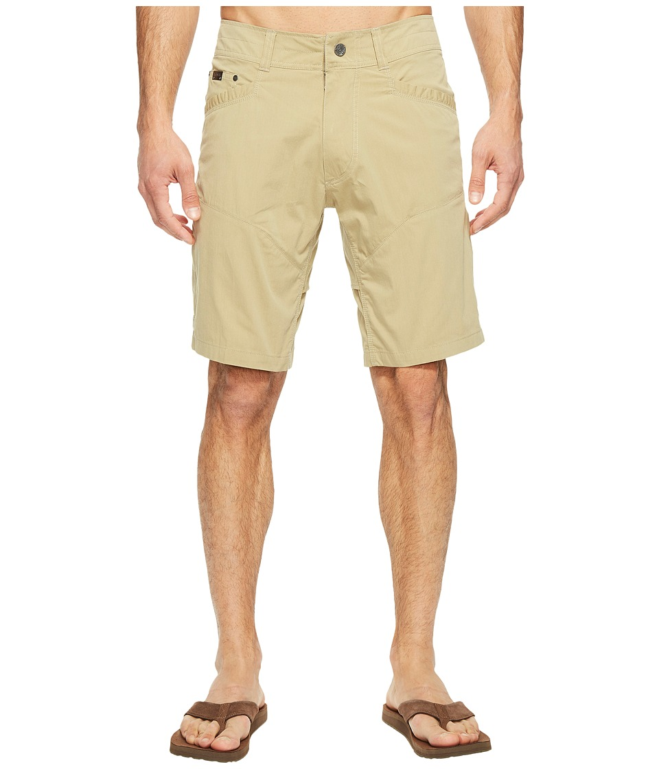 KUHL - Kontra Air Shorts - 10 (Sawdust) Men's Shorts