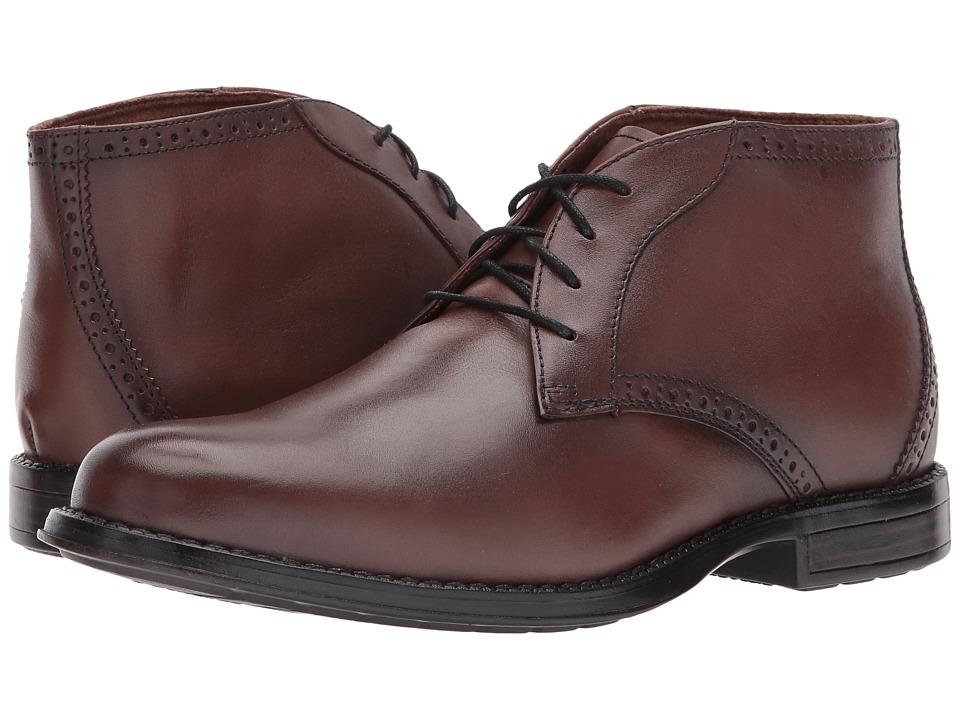 Nunn Bush - Russell (Chestnut) Men's Shoes