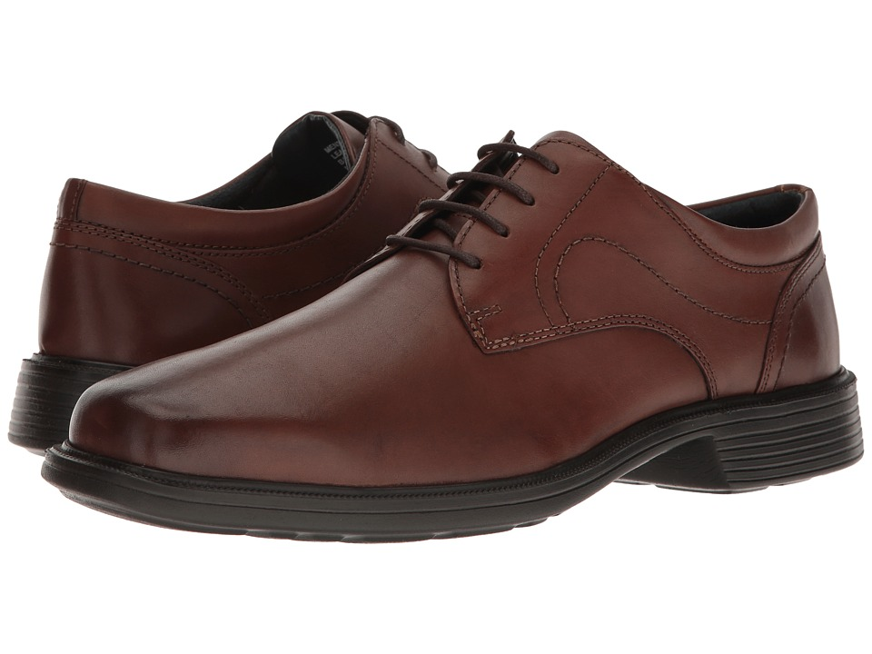 Nunn Bush - Columbus (Brown) Men's Shoes