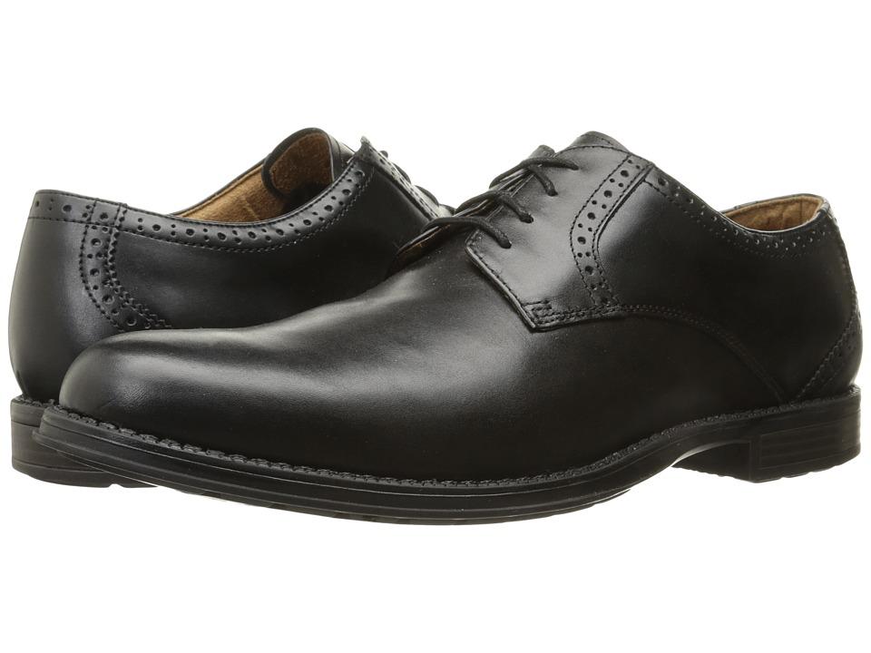 Nunn Bush - Riggs (Black) Men's Shoes