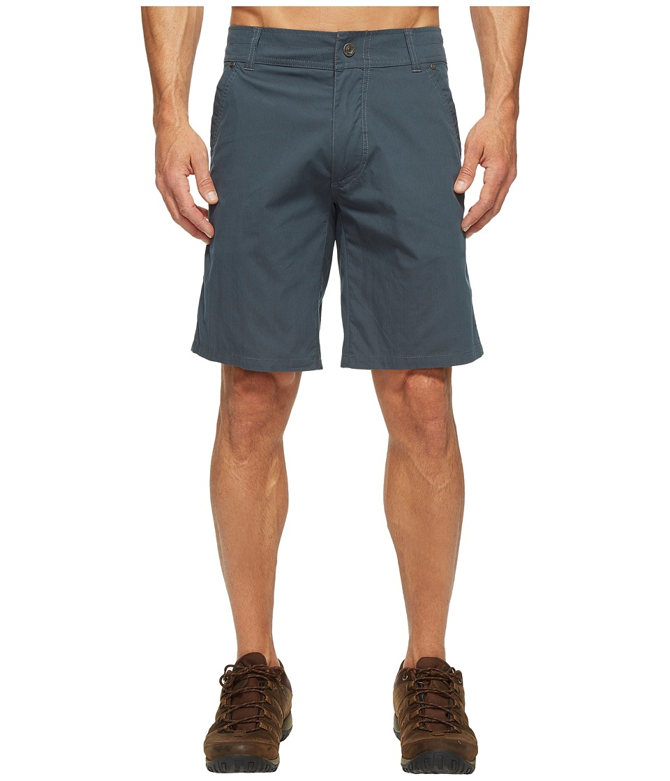 KUHL - Kontra Shorts - 10 (Deep River Blue) Men's Shorts