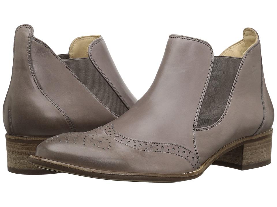 Paul Green Jay Slip-On (Truffle Leather) Women