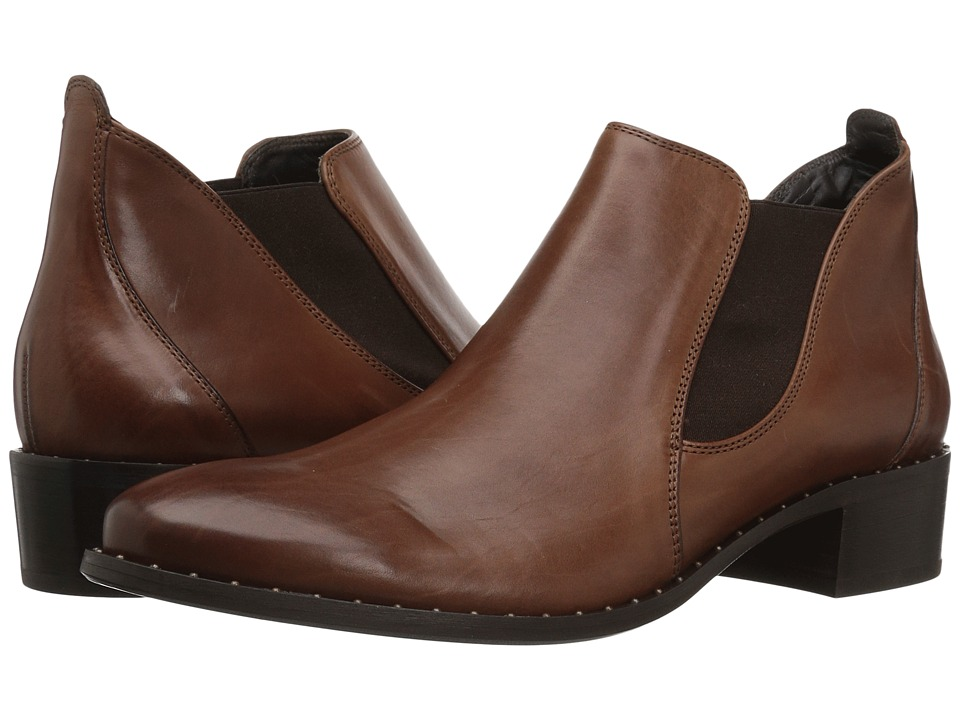 Paul Green Nate (Nougat Leather) Women