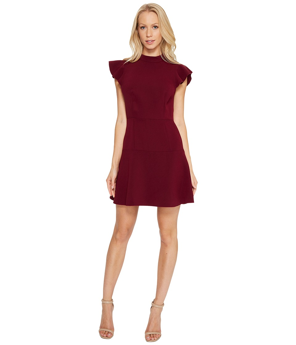 Rachel Zoe Parma Dress (Boysenberry) Women