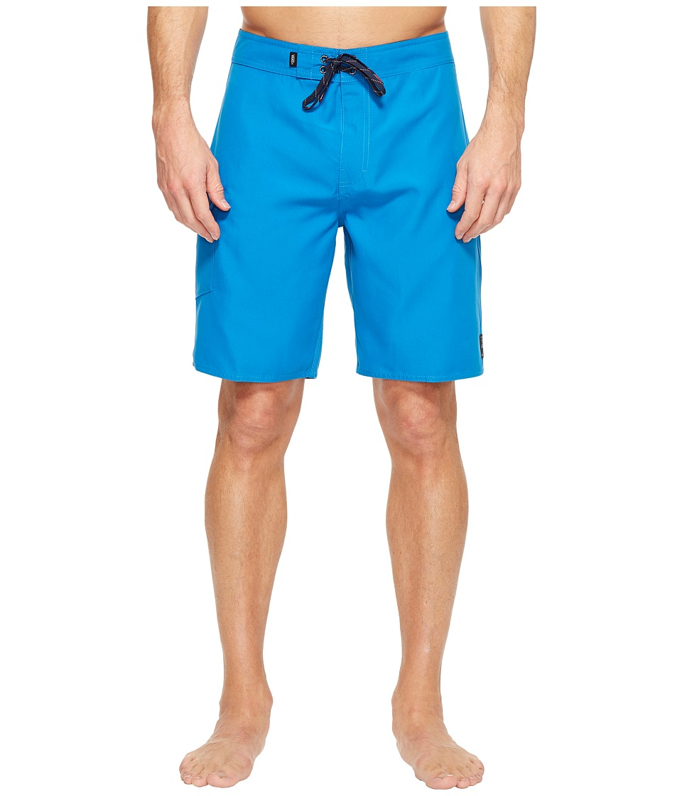 Vans - Prime Boardshorts (Imperial Blue) Men's Swimwear