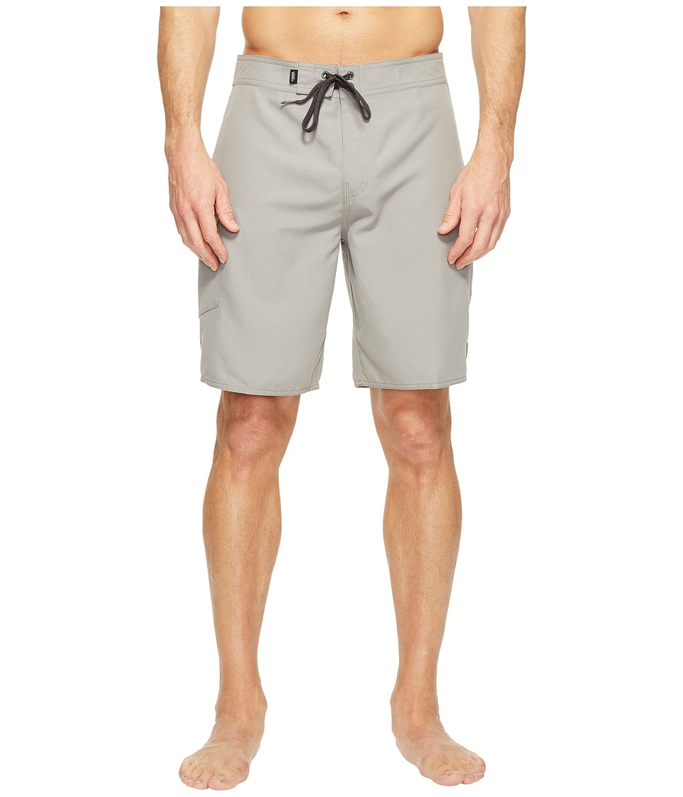 Vans - Prime Boardshorts (Frost Grey) Men's Swimwear