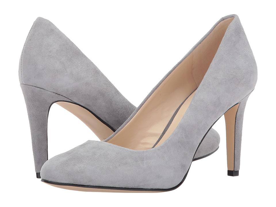 Nine West - Handjive (Grey Suede) High Heels