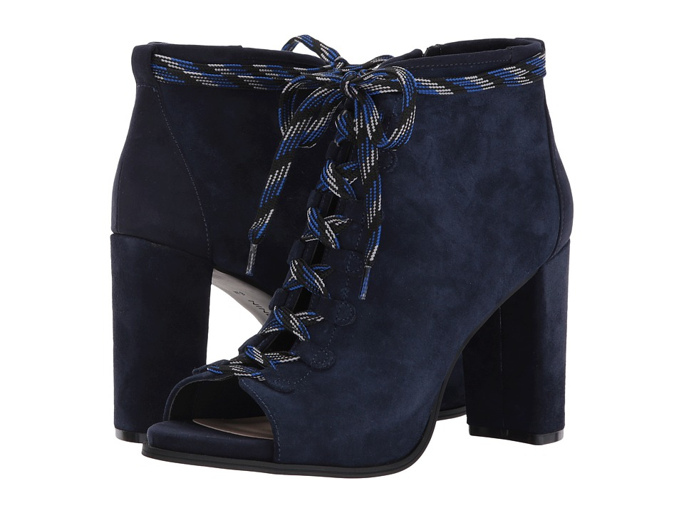 Nine West - Punkrock (French Navy/French Navy) Women's Shoes