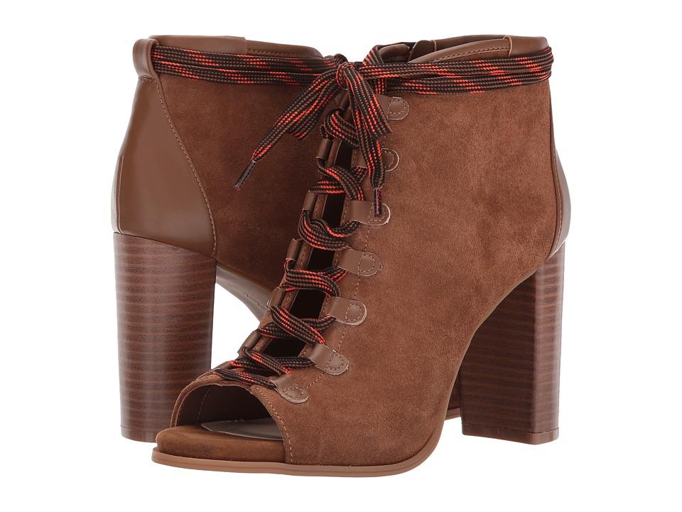 Nine West - Punkrock (Bourbon/Bourbon) Women's Shoes