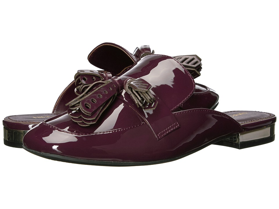 Nine West - Xenisa (Wine Synthetic) Women's Shoes