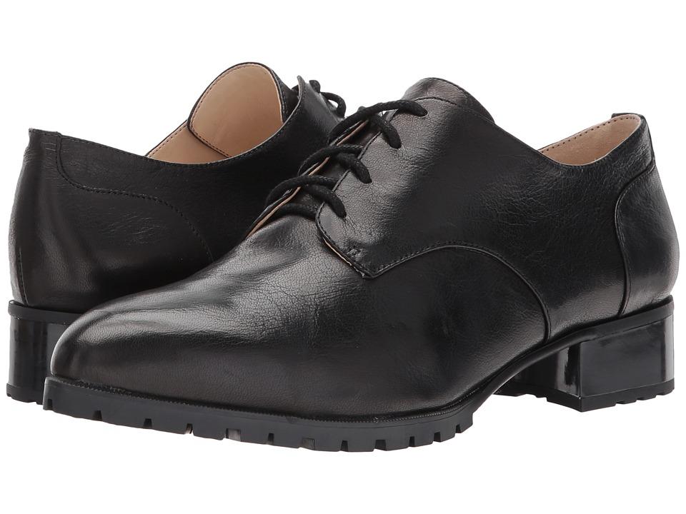 Nine West - Lillianne (Black Leather) Women's Shoes