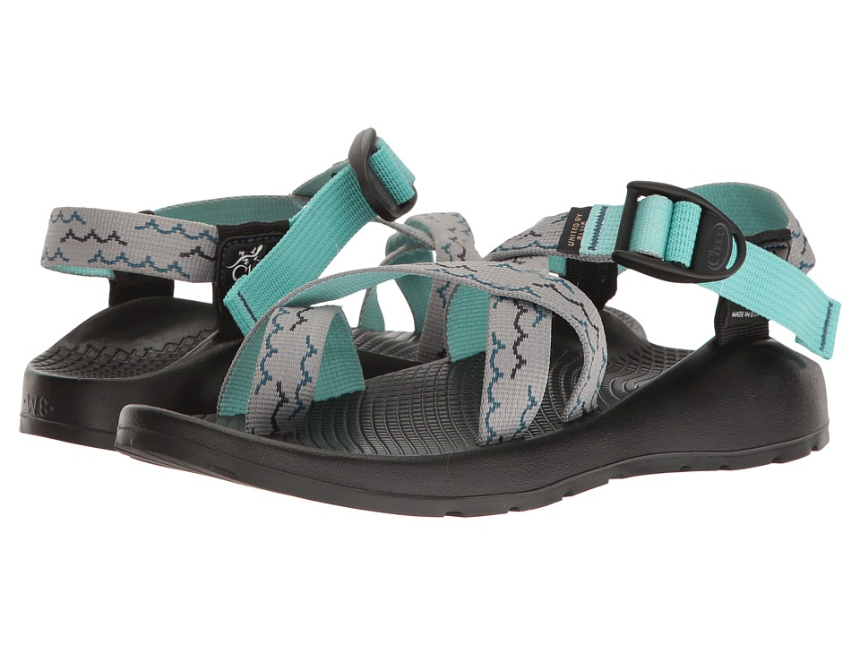 Chaco - Z2 Colorado (Waves Gray/Tea) Women's Shoes