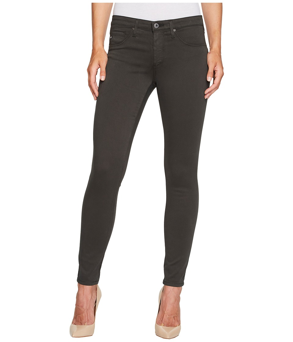 AG Adriano Goldschmied - The Leggings Ankle (Climbing Ivy) Women's Casual Pants