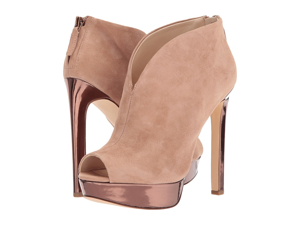 Nine West - Vain (Natural Suede) Women's Shoes