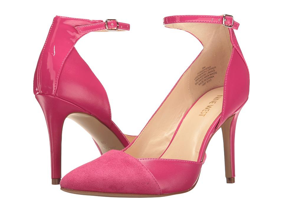 Nine West - Forgiveno (Pink Suede) High Heels