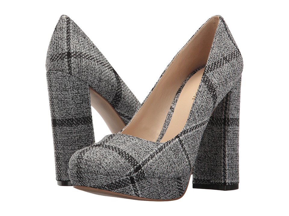 Nine West - Delay (Grey Fabric) Women's Shoes
