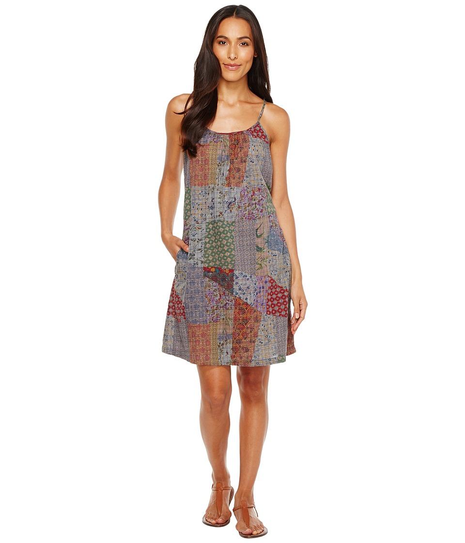 Dylan by True Grit - Cate Crossroads Beach Dress w/ Pockets (Platoon) Women's Dress