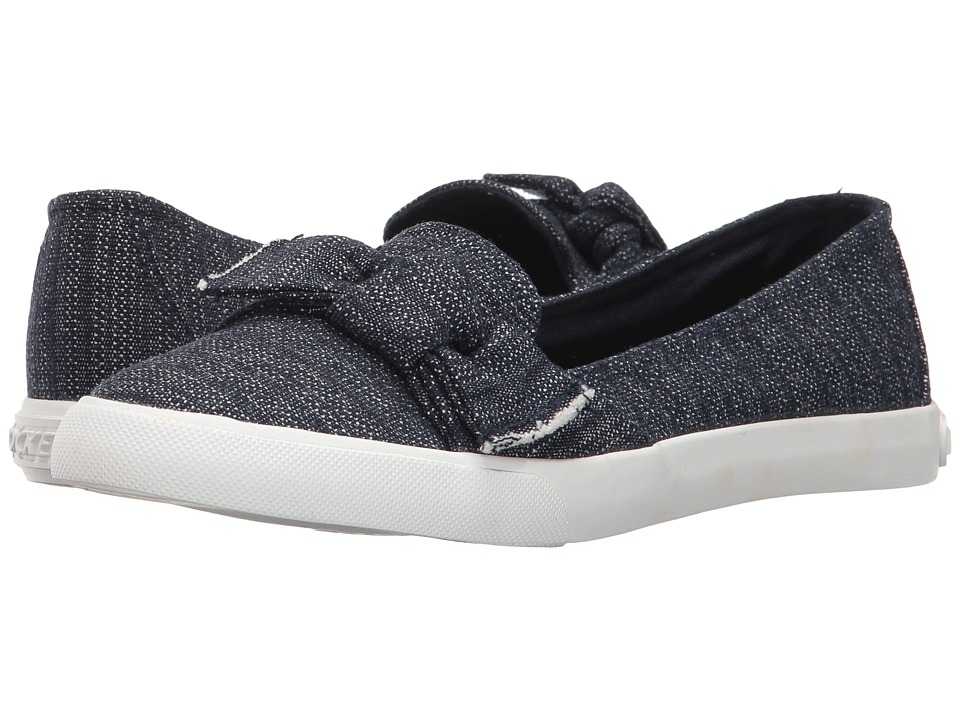 Rocket Dog - Clarita (Black Coast) Women's Slip on Shoes