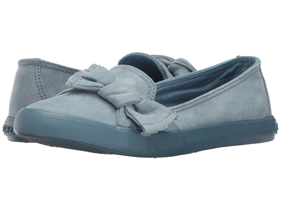 Rocket Dog - Clarita (Light Blue Coast) Women's Slip on Shoes