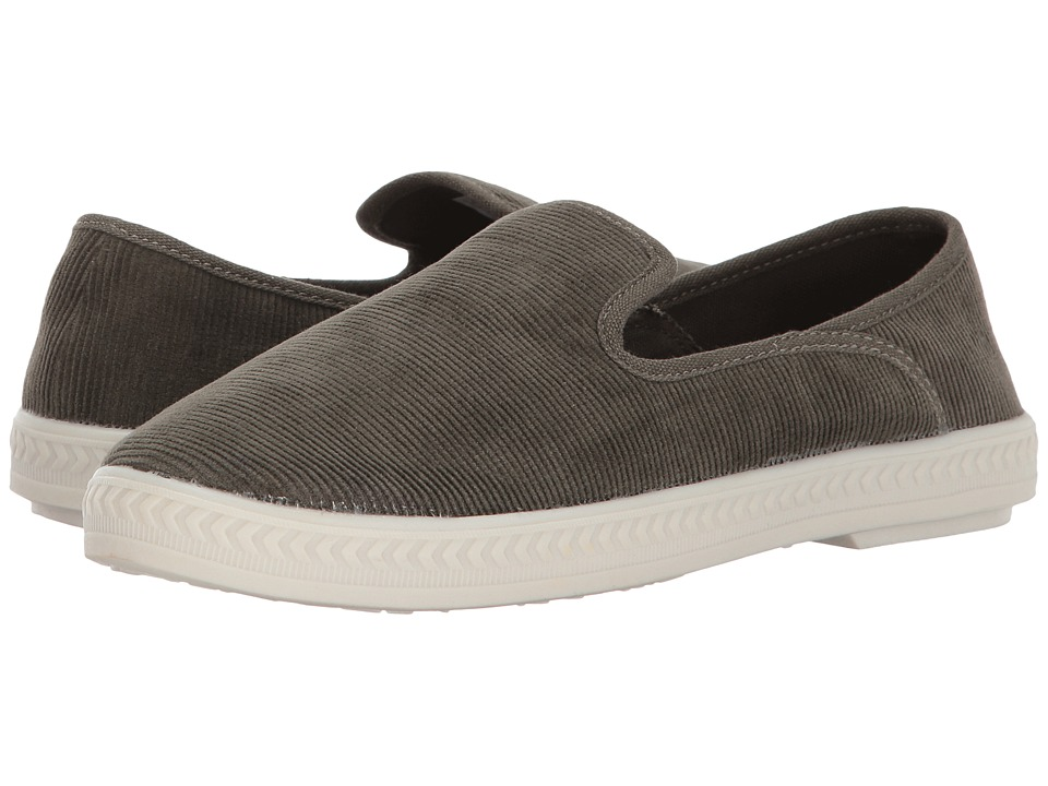 Rocket Dog - Drive (Olive Everlong) Women's Slip on Shoes