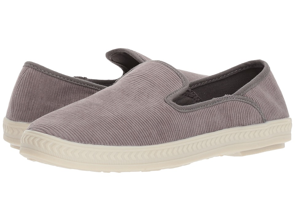Rocket Dog - Drive (Grey Everlong) Women's Slip on Shoes