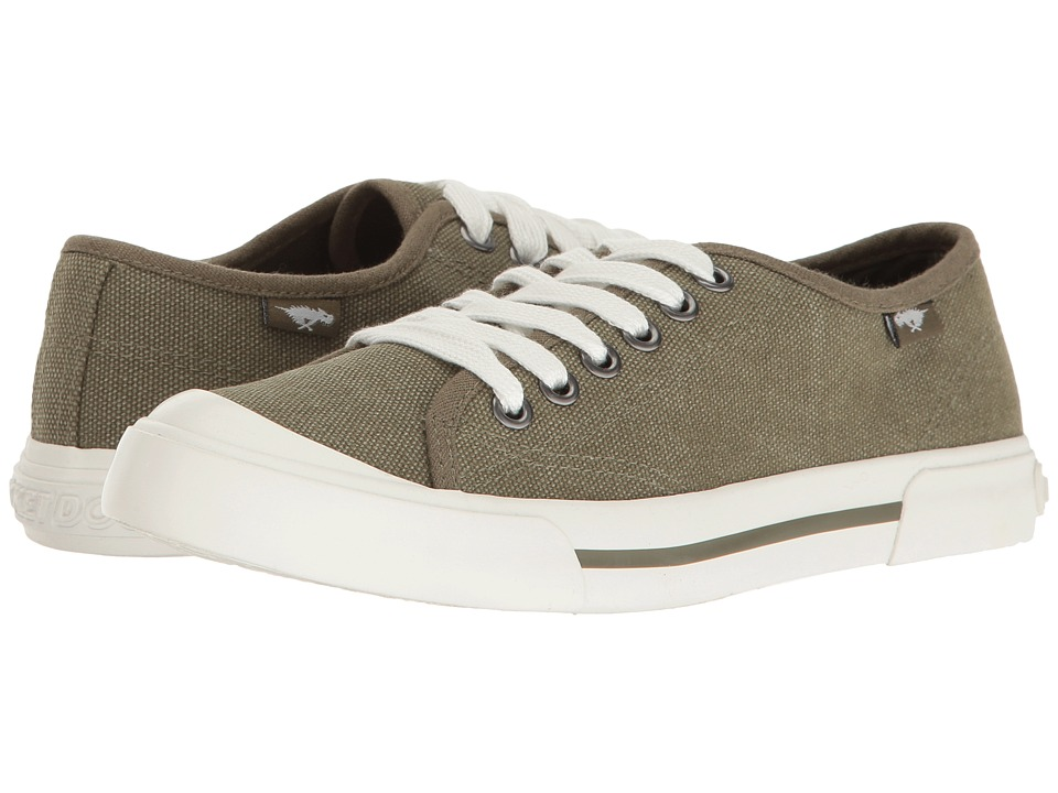 Rocket Dog - Jumpin (Olive Orchard) Women's Lace up casual Shoes
